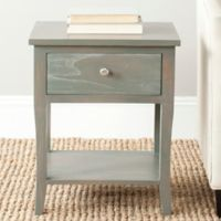 Safavieh Coby End Table in French Grey