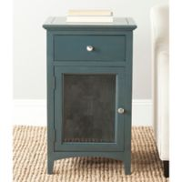Safavieh Ziva End Table in Teal