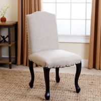 Abbyson Living® Lorraine Dining Chair in Ivory
