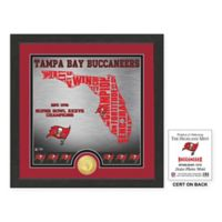 """NFL Tampa Bay Buccaneers """"State"""" Photo Mint"""