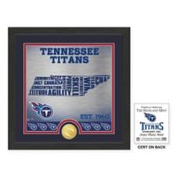 """NFL Tennessee Titans """"State"""" Photo Mint"""