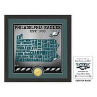 "NFL Philadelphia Eagles ""State"" Photo Mint"