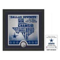 "NFL Dallas Cowboys ""State"" Photo Mint"