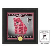 "NFL Atlanta Falcons ""State"" Photo Mint"