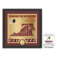 "NFL Washington Redskins ""State"" Photo Mint"