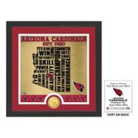 "NFL Arizona Cardinals ""State"" Photo Mint"