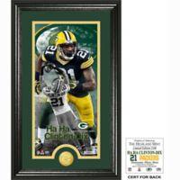 NFL Green Bay Packers Ha Ha Clinton-Dix Supreme Bronze Coin Photo Mint
