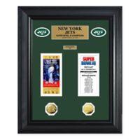 NFL New York Jets Super Bowl Ticket Collection