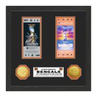 NFL Cincinnati Bengals Super Bowl Ticket Collection