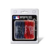 MLB St. Louis Cardinals 50-Count Golf Tee Pack