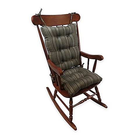 Klear Vu Scion Universal Extra-Large 2-Piece Rocking Chair Pad Set ...