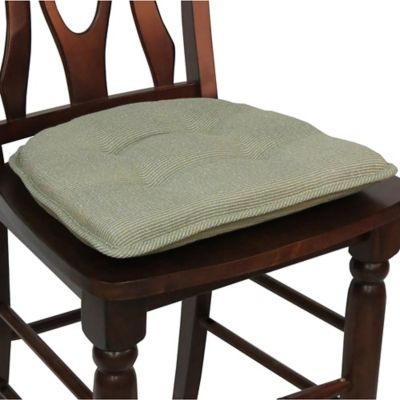 Klear Vu Saturn Gripper® Chair Pad In Sage