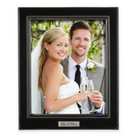 "Grasslands Road™ ""Mr. & Mrs."" 8-Inch x 10-Inch Picture Frame"
