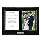 "Grasslands Road™ ""Perfect Pair"" 2-Photo 5-Inch x 7-Inch Picture Frame"