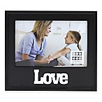 "Six Trees ""Love"" 4-Inch x 6-Inch Picture Frame"
