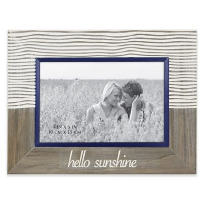 Buy Wood Sentiment Frame from Bed Bath & Beyond