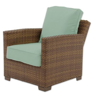 Panama Jack® St. Barths Recliner Lounge Chair in Canvas Spa - Buy Patio Recliner From Bed Bath & Beyond