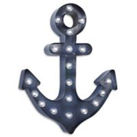 Nautica Kids® Anchor Marquee Light in Navy