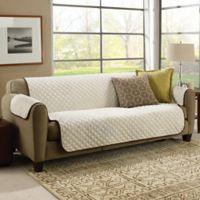 ASTV™ CouchCoat™ Furniture Cover in Crown/Cream