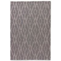 Jaipur Fusion Colombo 2-Foot x 3-Foot Accent Rug in Dark Grey