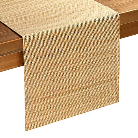 Ordinaire Bamboo Table Runner In Natural