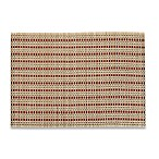 Bamboo Placemat in Red Beads
