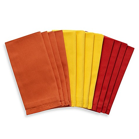 image of Summer Warm Napkins (Set of 12)
