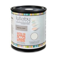 Lullaby Paints Baby Safe Nursery Wall Paint Sample Card in Frosted Veil