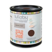 Lullaby Paints Baby Safe Nursery Wall Paint Sample Card in Bittersweet Morsels