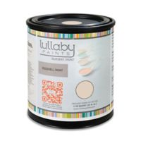 Lullaby Paints Baby Safe Nursery Wall Paint Sample in Island Sand