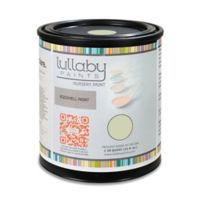 Lullaby Paints Baby Safe Nursery Wall Paint Sample Card in Green Tea