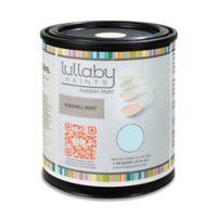 Lullaby Paints Baby Safe Nursery Wall Paint Sample Card in Splish Splash