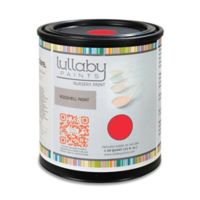 Lullaby Paints Baby-Safe Nursery Wall Paint Sample in Top it Off Eggshell Finish