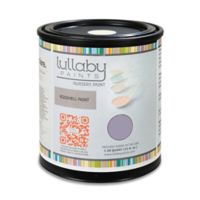 Lullaby Paints Baby-Safe Nursery Wall Paint Sample in Snuggly Eggshell Finish