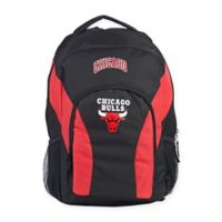 NBA Chicago Bulls Draft Day Backpack in Red