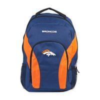 """NFL Denver Broncos """"Draft Day"""" Backpack by The Northwest"""