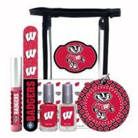 University of Wisconsin 5-Piece Women's Beauty Set