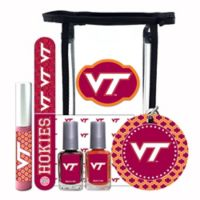 Virginia Tech 5-Piece Women's Beauty Set
