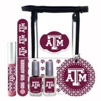 Texas A&M University 5-Piece Women's Beauty Set