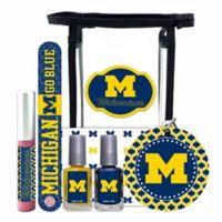 University of Michigan 5-Piece Women's Beauty Set