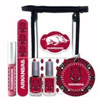 University of Arkansas 5-Piece Women's Beauty Set