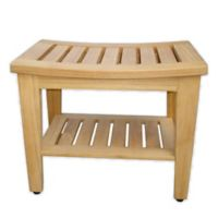 Haven Teak Shower Bench