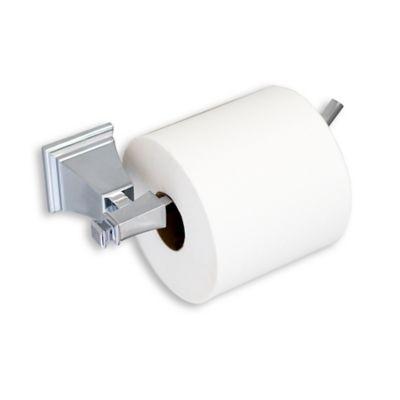 rainier toilet paper holder in polished chrome
