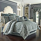 J. Queen New York™ Sicily Queen Comforter Set in Teal