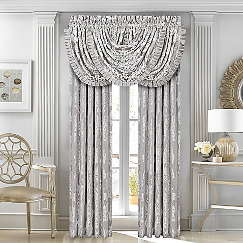 J Queen New York Chandelier Window Curtain Panels And