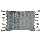 J. Queen New York™ Sicily Boudoir Throw Pillow in Teal