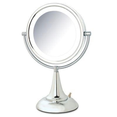 Buy Zadro 10x 1x Cordless Led Lighted Vanity Mirror From