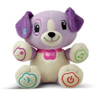 LeapFrog® My Pal Violet Personalized Plush Learning Toy