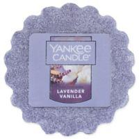 Yankee Candle® Lavender Vanilla Wax Potpourri Tart