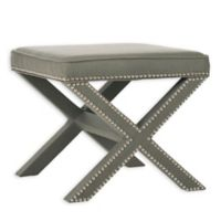 Buy Metallic Ottomans From Bed Bath Amp Beyond